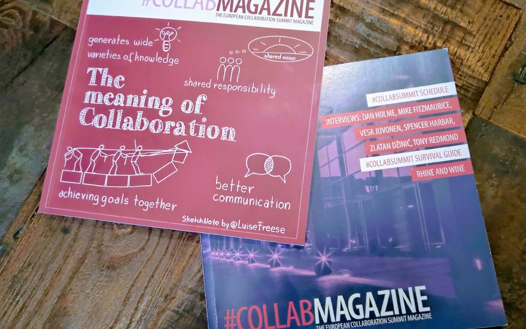 CollabMagazine: How it all began
