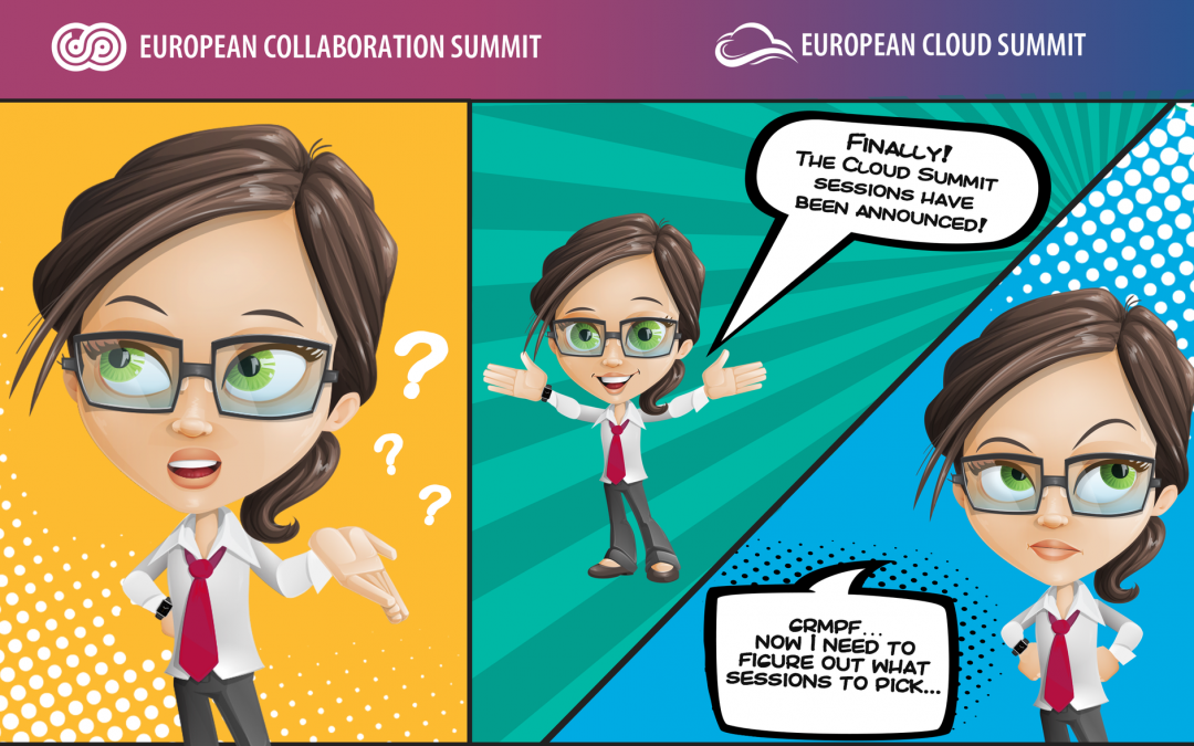 Lucy and the CloudSummit programme